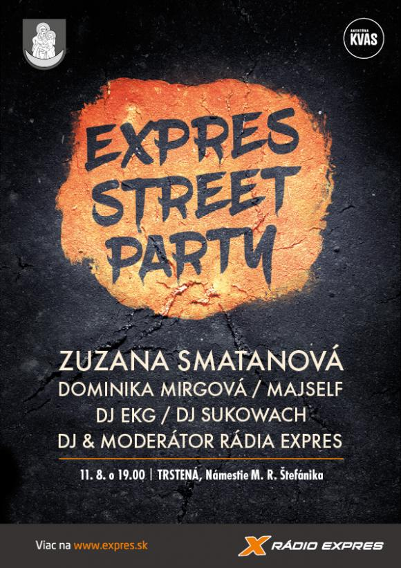 expres street party